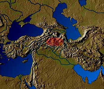Click on Red shaded area for a detailed view of Eden