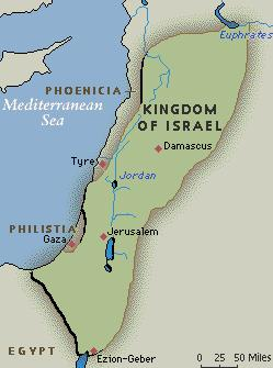 Ancient Israel under Solomon