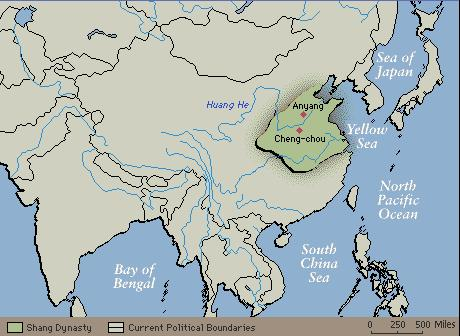 Shang Dynasty of China
